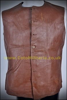 Jerkin, Leather