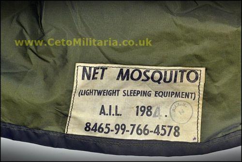 Net, Mosquito (1984)