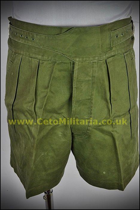 Shorts, OG 1950 Patt (31