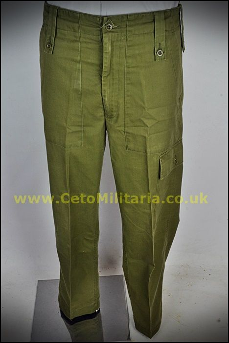 Trousers, Lightweight OG (Various)