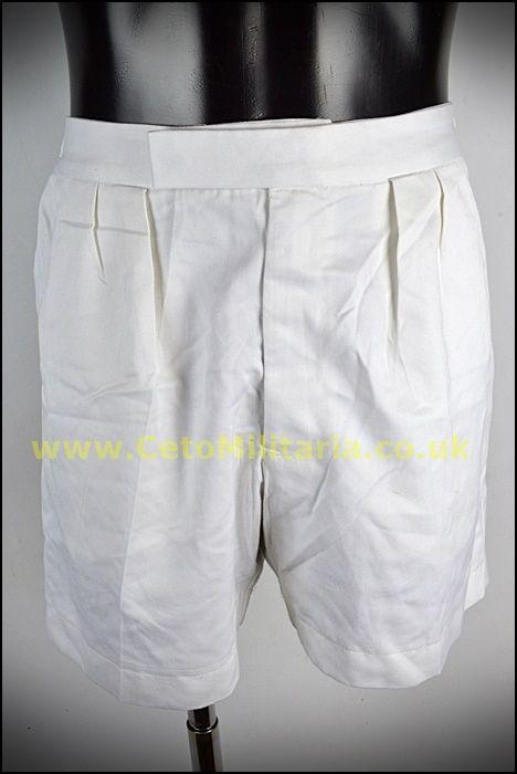 RN No3 White Shorts (Various)