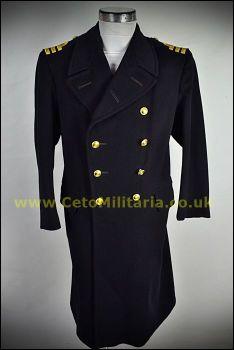 """RN Greatcoat/Crombie Cdr (38/42"""")"""