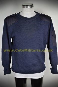 "RN Jumper ""Wooly Pully"" Man's Utility, Rnd Neck (various)"
