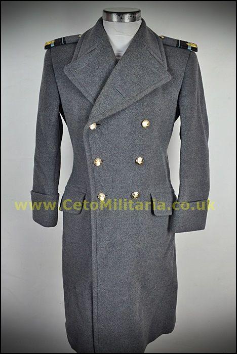 Greatcoat/Crombie, RAF AVM  ()