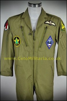 Aircrew Coverall, RAF Mk14A Badged