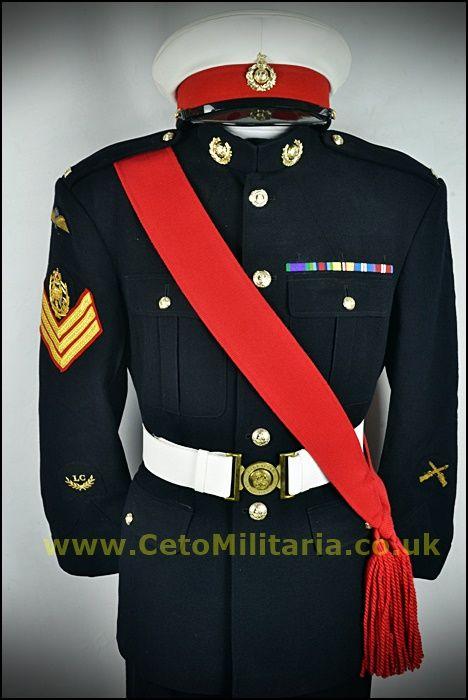 Royal Marine No1 - CSM ()