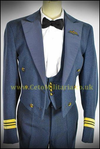 RAF No5 Mess Sqn.Ldr Pilot (35/36
