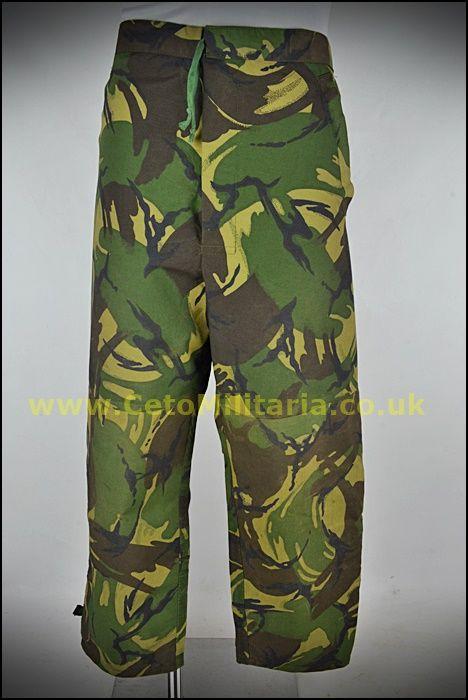 DPM Waterproof Wet Weather Trousers (170/96)