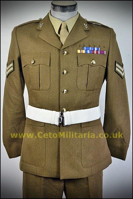 Yorkshire Regt Cpl FAD No2 Jacket+ ()