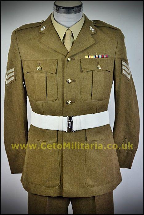REME Sgt FAD No2 Jacket+ (