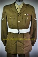 Royal Signals L/Cpl FAD No2 Jacket+ (37/38