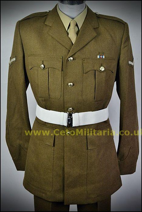 RMP L/Cpl FAD No2 Jacket+ (42/43