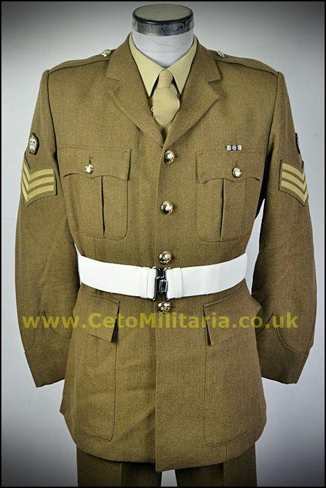 Blues & Royals S/Sgt FAD No2 Jacket+ (42/43