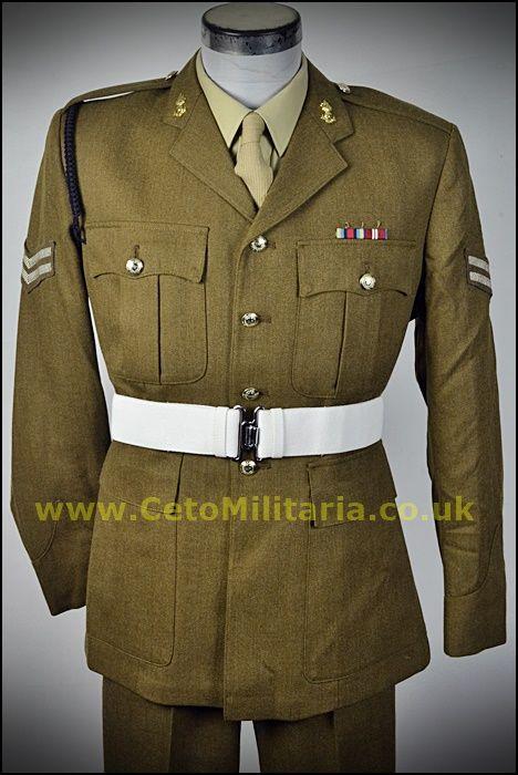 Royal Engineer Cpl FAD No2 Jacket+ (40/41