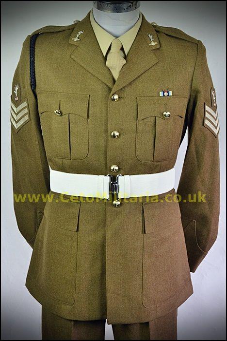 Royal Signals Sgt FAD No2 Jacket+ (38/40