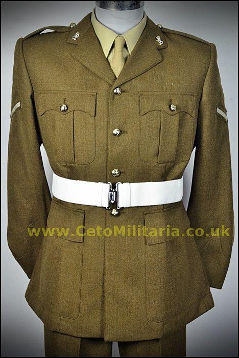 REME L/Cpl FAD No2 Jacket+ (41/42