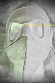 Arctic White Camouflage (Mask)