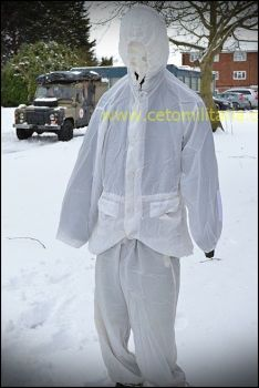 Arctic White Camouflage (Smock)