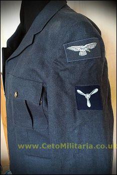 RAF No1 Jkt, SAC (Various)