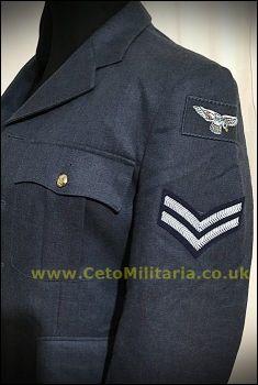 RAF No1 Jkt, Cpl (Various)
