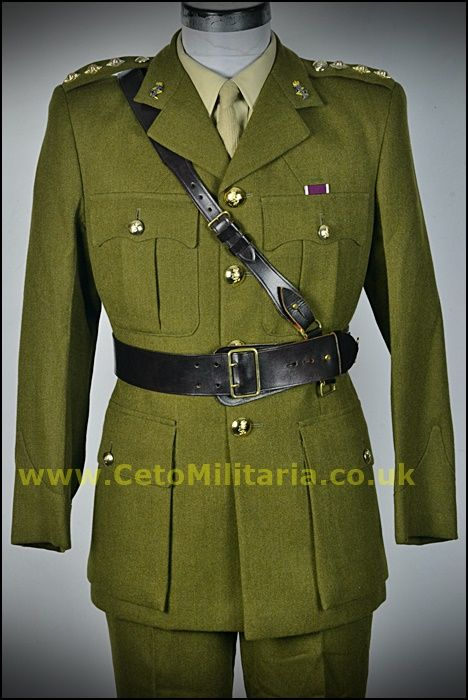 REME Captl SD Uniform+ (36/37C 31W)
