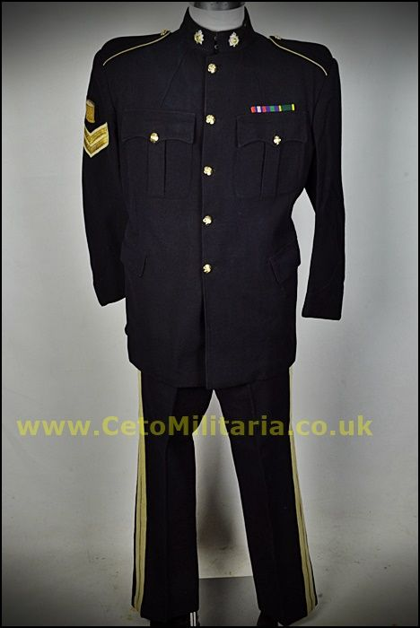 RCT Band Cpl No1 (40/41C, 35W)