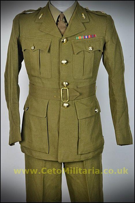 REME Major SD Uniform+ (36/37C 34W)