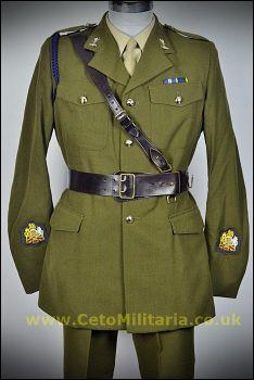 Royal Signals WO1 SD Uniform+ (41/42C 38W)