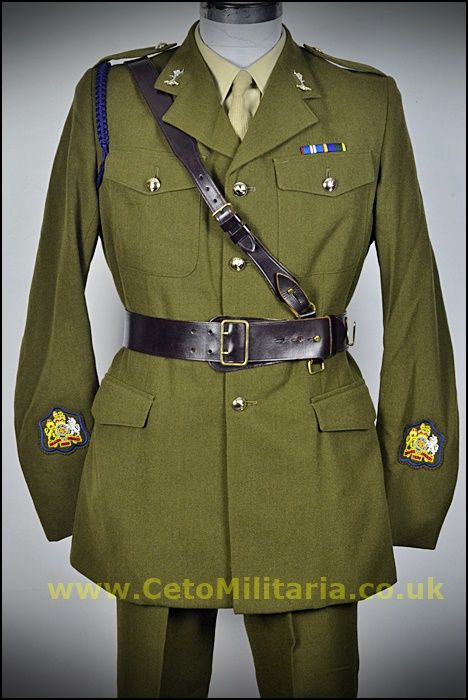 Royal Signals WO1 SD Uniform+ (41/42C 34W)