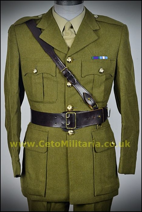 KORBR Officer SD Uniform+ (36/38C 34W)