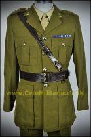 Royal Signals Lt Col SD Uniform+ (37/38C 32W)