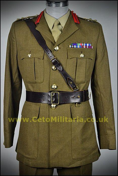 STaff Colonel FAD No2 Jacket+ (40/41