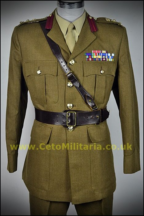 Staff Colonel RAMC FAD No2 Jacket+ (43/44