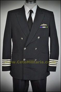 Civil Pilot (40/41C 33W)