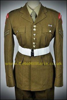 """Coldstream Guards FAD No2 Jacket+ (35/37"""") Cpl"""