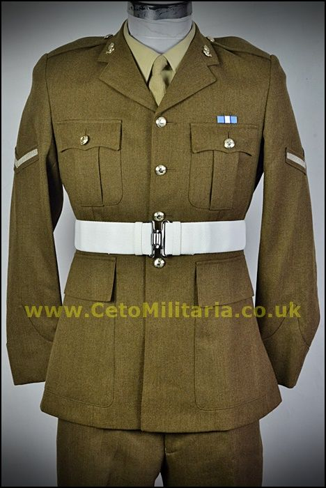 Royal Engineer L/Cpl FAD No2 Jacket+ (37/38