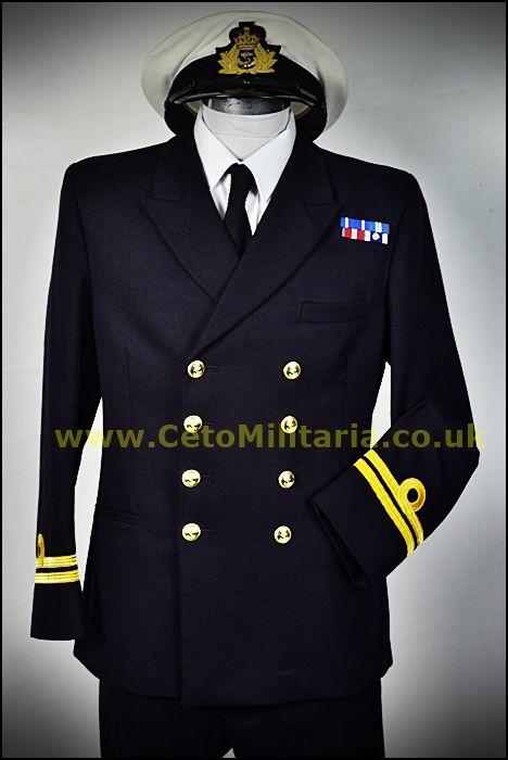 RN No1, Sub Lt  (40/41C 35W)