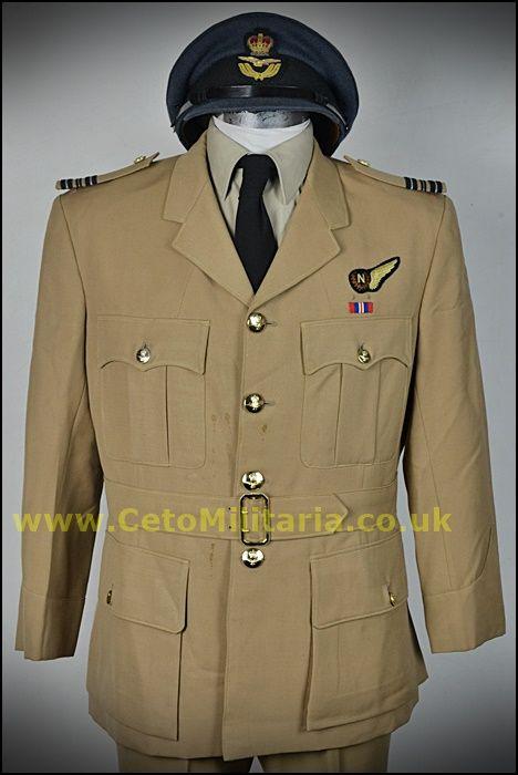 RAF No6 Sq.Ldr Nav (41/42C 37W)