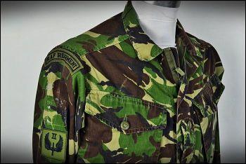 """DPM Combat Jacket/Shirt,  RAF Regt II Sqn (41/43"""")"""