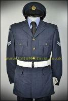 RAF No1,  OA Jacket (40/41C 35W) Regt Cpl