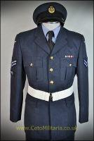 RAF No1,  OA Jacket (39/40C 34W) Cpl Signals