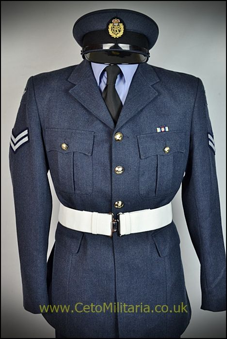 RAF No1,  OA Jacket (40/41C 37W) Cpl