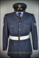 RAF No1,  OA Jacket (41/42C 37W) Regt Sgt