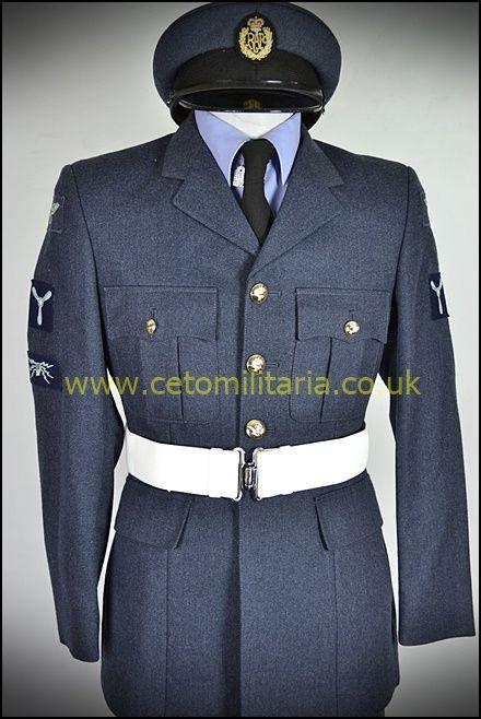 RAF No1,  OA Jacket (37/38C 31W) SAC Signaller