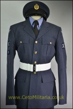 RAF No1,  OA Jacket (38/39C 32W) SAC Signaller