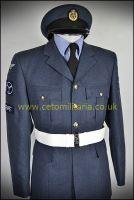 RAF No1,  OA Jacket (38/40C 35W) SACT Signaller