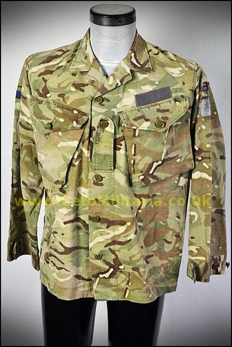 MTP Barrack Shirt, Royal Signals (170/96)