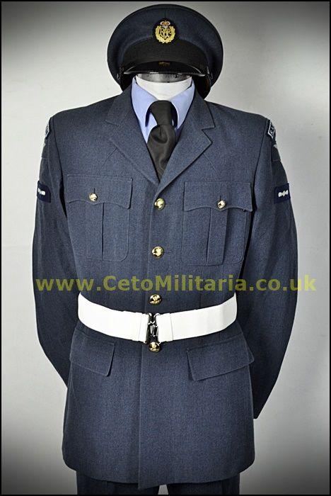 RAF No1, OA Jacket (40/41C 35W) Regt LAC