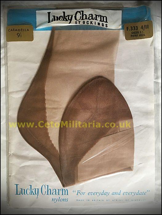 Lucky Charm Caramella FF Stockings (9.5)
