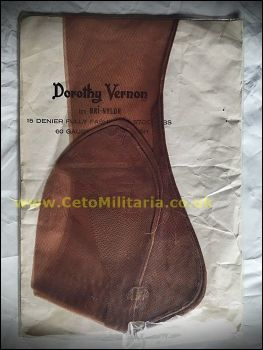 Dorothy Vernon Soiree Stockings (9.5?)